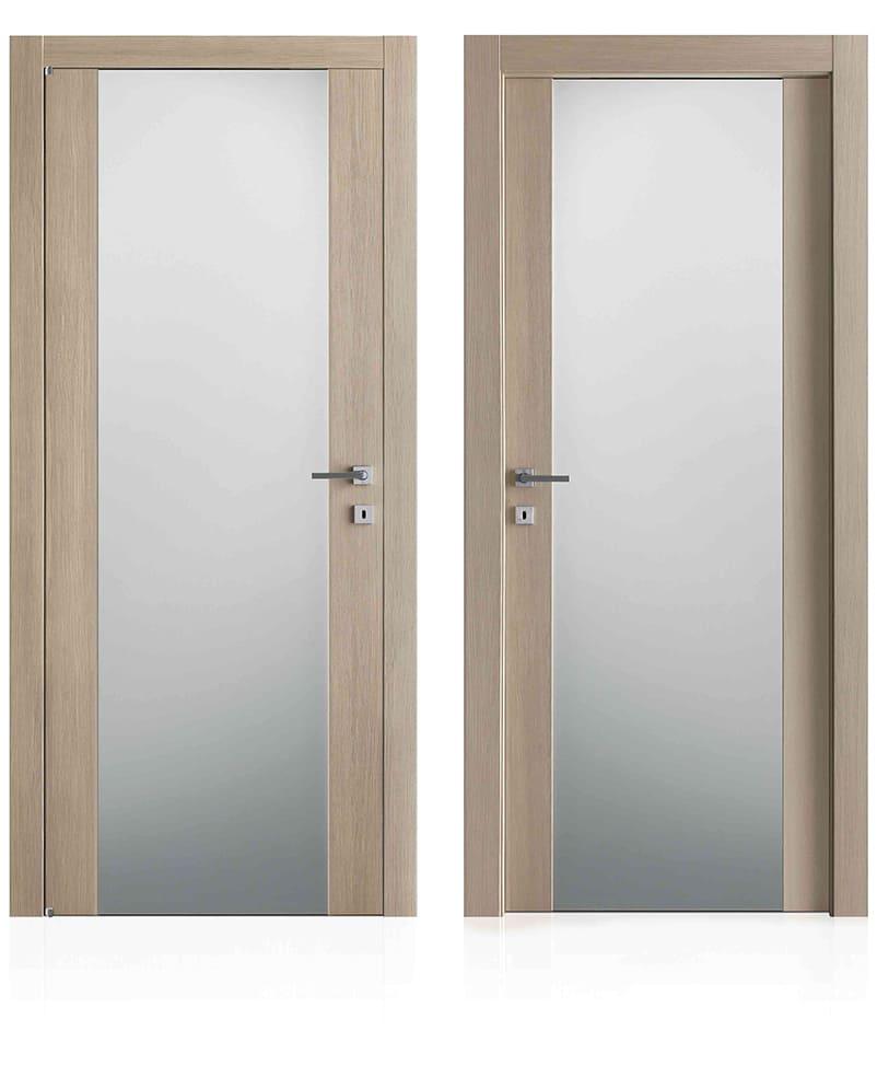 Dveře COMPLANA VETRO - Larice Sabbia
