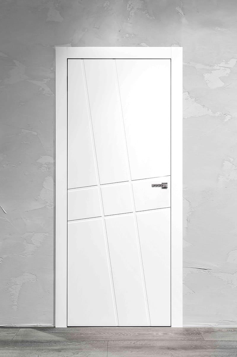 Dveře CROSS - laccato ghiaccio