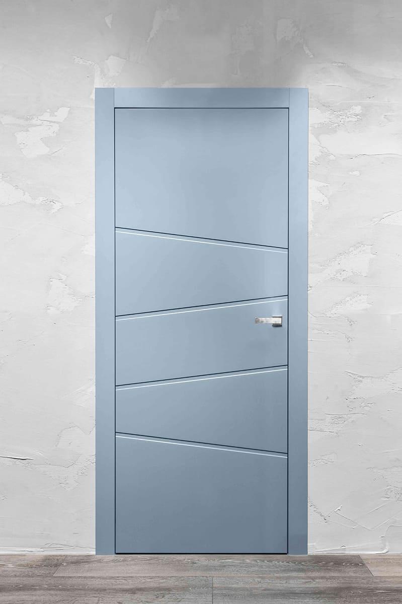 Dveře OBLIQUE - laccato carta zucchero