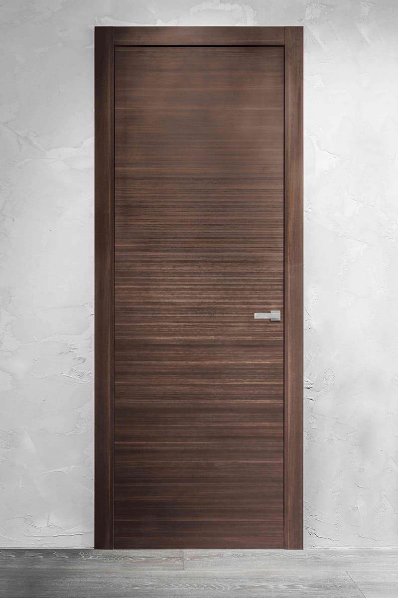 Dveře PLAN - grafis ebano