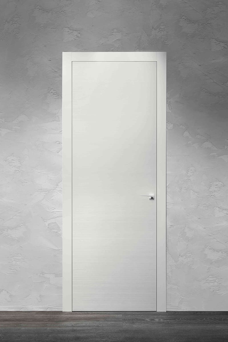 Dveře PLAN - grafis white