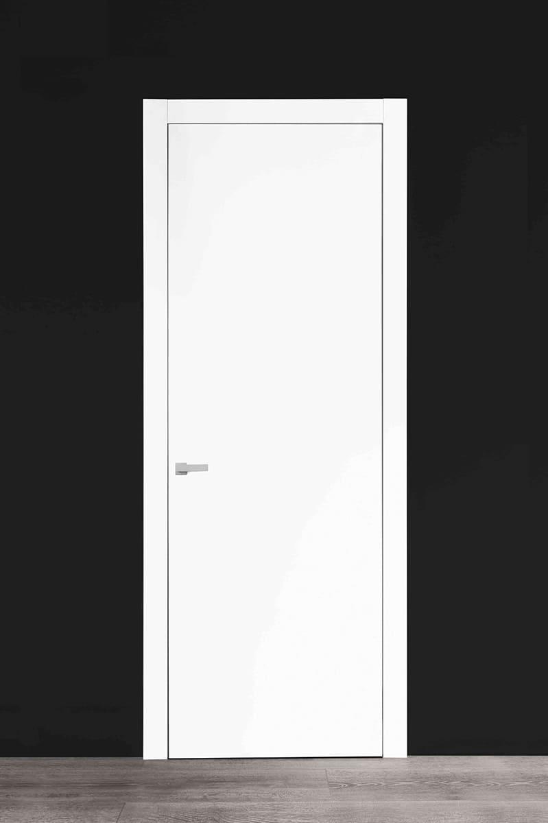 Dveře PLAN - ice techno cor BIANCA