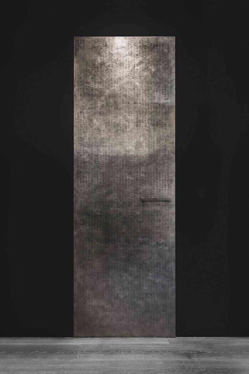 Dveře RASOPLAN - silvermist