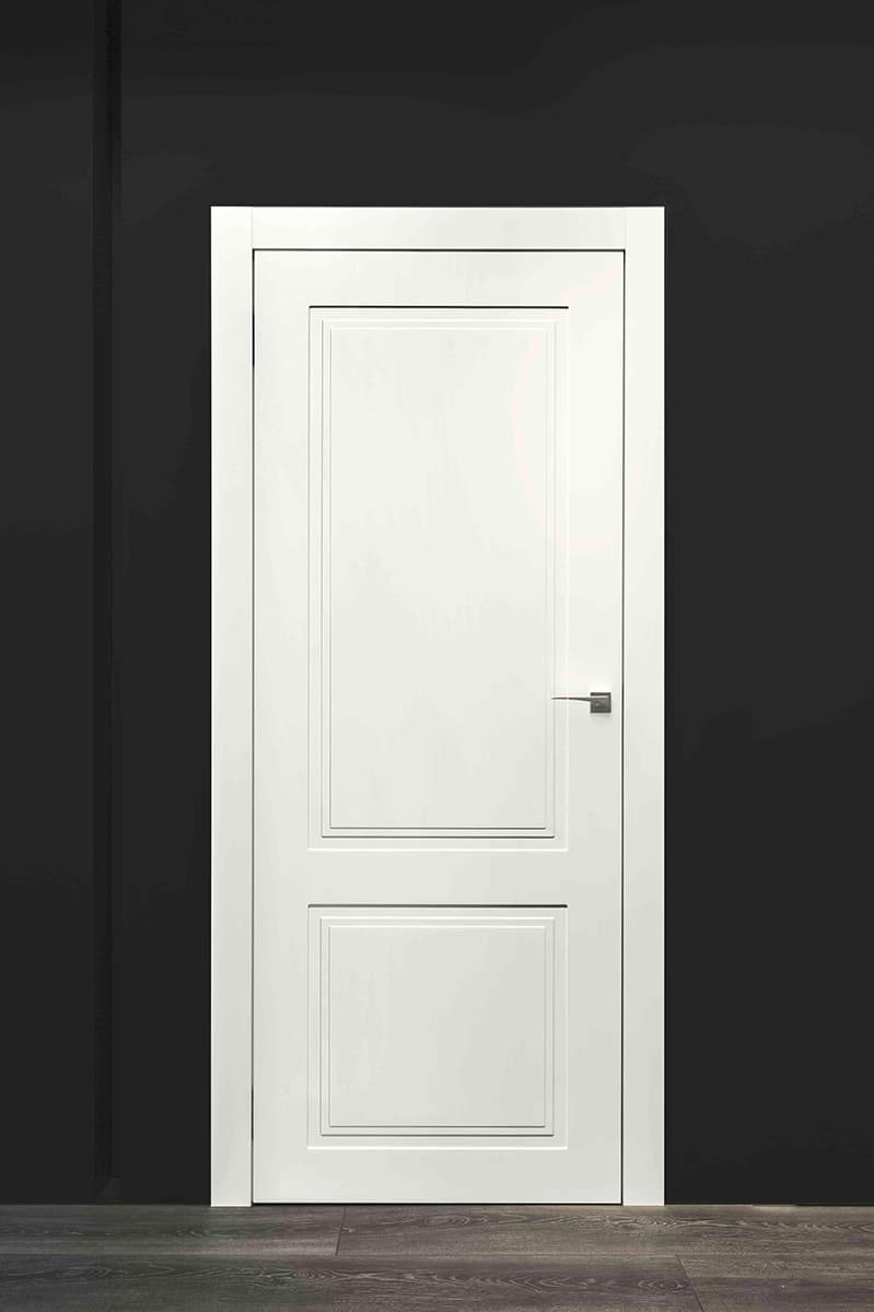 Dveře REGENT - laccato bianco 9010