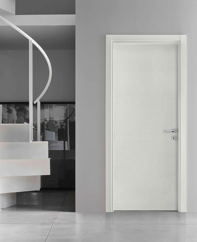 Dveře SIMPLY 70 - Frassino Bianco